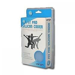 wii fit silicon cover blue new