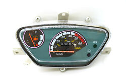 New - 50cc Instrument Gauge For Scooter Moped Speedo Speedometer - Chinese Ct024