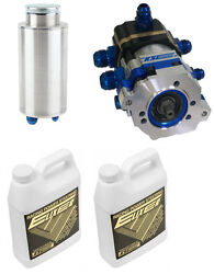 Kse Tandem X Direct Drive Pump Kit,power Steering And Fuel,alcohol,late Model,mod