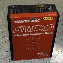 Vee Arc Motor Controller Adjustable Frequency Drive Pwm7000