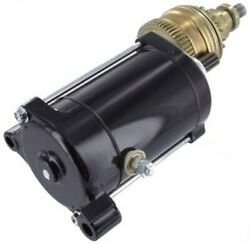 Starter And Drive For Yamaha Wr650 Wra700 Wrb650 Wrb700 Wave Runner Lx Iii Vxr Pro