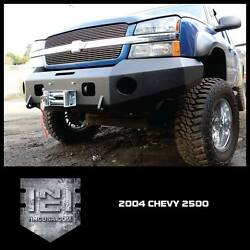 2004 Chevy Front Winch Bumper