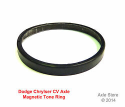 New Axle Abs Tone Ring Magnetic Encoding Fits Dodge Chrysler - Lifetime Warranty