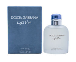Light Blue By Dolce And Gabbana 4.2 Oz Edt Cologne For Men New In Box