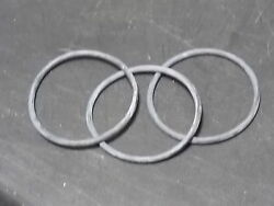 Nos Omc Johnson Evinrude Small Boat Engine Vintage O Ring Qty3 313754