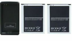 2x Replacement Internal Battery And 1 Usb Wall Charger For Samsung Galaxy Note 3