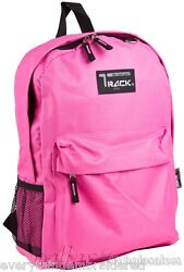 Personalized Backpack Book Bag Pink Initial s or Name Free 16.5x13x4quot; Warranty $36.99