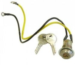 Ignition Key Switch Ford Tractor 2n 8n 9n Naa 800 900 2000 4000 1939-1964 New