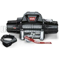 Warn Zeon 12 12v Electric Winch With Steel Rope
