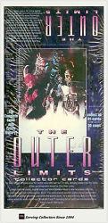 Entertainment Trading Cards Box The Outer Limits Trading Card Box 30