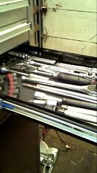 Tools and Steal Glide tool box top and bottom