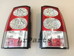 Land Rover Lr4/discovery 4 Rear Tail Lamp Set Euro Style Light Lr036163 Lr036165