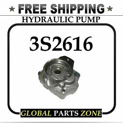 New Hydraulic Pump For Caterpillar 3s2616 3s-2616 3304 920 930 Free Delivery