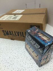 Factory Case--inkworks Smallville Season 1 Trading Cards 10 Boxes-value