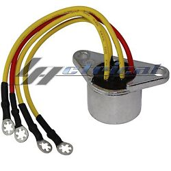 Rectifier Fits Omc Johnson Outboard 5hp 5 Hp Engine 1982 1983 1996 1997 1998