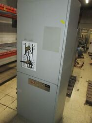 Asco Automatic Transfer Switch 962340099xc 400a 480v 60hz 3ph 4p W/ Bypass Used