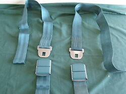Nos 1966 1965 1964 Ford Seat Belts 7-litre Mustang Galaxie Fomoco Rotunda 66