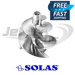 Solas Twin Prop Yv-tp-12/20 Ultimate Performance Impeller Yamaha Fzr Fzs Svho