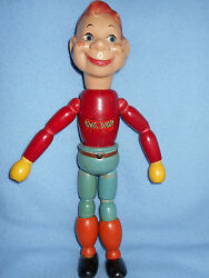 howdy doody wood composition doll 1950
