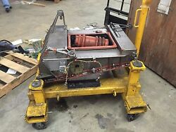 Aviation Aircraft Apu Stand / Frame / Apu Door Included