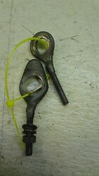 1960and039s Yamaha M5 F5 Moped Scooter Y446 Rear Axle Wheel Chain Adjusters