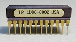 Hp 1dd6-0002 Ic For Hp 8116a Pulse Generator