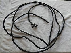 426 Race Hemi Original Battery Cable For Trunk Mount Battery - 225 Cable