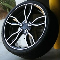 4 20 20x8.5 New Style Wheels And Tires Audi A4 A5 A6 A7 A8 S4 S6 S7 S8 Rs6 Q5