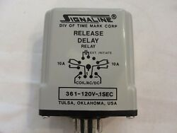 New In Box Time Mark 98a0030-07 Release Delay Timer.