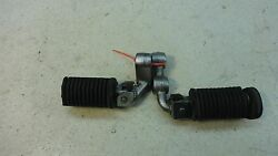 1983 Suzuki Gs1100g Gs 1100 S550. Rear Foot Pegs And Stems