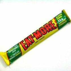 Hershey's Eat More Dark Toffee Peanut Bar24pk King Size {imported From Canada}