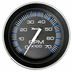 Faria Coral Gauge Tachometer All Outboard 7,000 Rpm 33005 Md