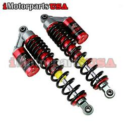 Stage 2 Adjustable Front Air Shock Absorbers For Yamaha Blaster 200 Yfs200 Atv