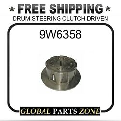 9W6358 - DRUM-STEERING CLUTCH DRIVEN 3V6655 for Caterpillar (CAT)