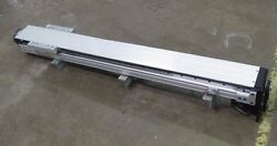 No Name 36 Travel Linear Actuator W/ Y-2012-2-h00cd Servo Motor And Ers-42 Brake