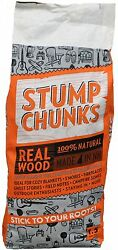 Stump Chunks Real Wood Firestarter 1.5 cu ft Bag