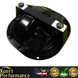 Top Quality Differential Cover For Ford Mustang 8.8 Rear And Girdle System Blk