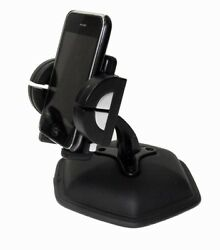 Car Cell Phone, Gps Holder With Dash Heavy Pad Works With Iphone-samsung-garmin