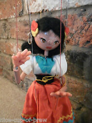 pelham puppet gypsy in very good condition