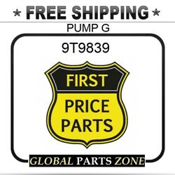 9t9839 Pump Group For Caterpillar Cat Free Shipping