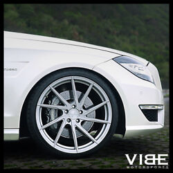 19 Stance Sf01 Silver Forged Concave Wheels Rims Fits Pontiac G8 Gt