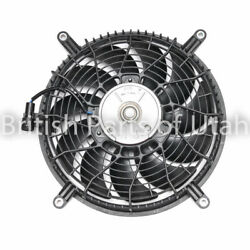 Land Rover Discovery Ii 2 Ac A/c Condenser Fan Genuine Oem Jrp100000 19992004