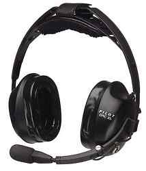 New Pa-1779t Anr Cell/satellite Phone Ga Aviation Headset