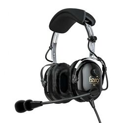 Faro G2 Anr Lightweight Aviation Headset With Mp3/ipod/iphone/ipad/android Input
