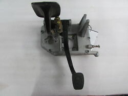 Maserati M138 Complete Pedal Box W/out Gas Pedal 6 Speed Used P/n 183743