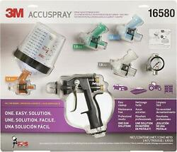 3m™ 16580 Accuspray™ One Spray Gun System With Pps™