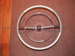 1959 Cadillac Steering Wheel And Horn Ring