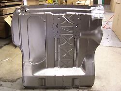 Chevy Trunk Complete Floor Assembly Without Spare Tire Well 555657 1955-1957