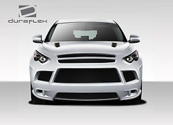 09-11 Fits For Infiniti FX Duraflex CT-R Front Bumper 1pc Body Kit 108986