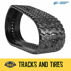 Single 18 Camoplast Ctl Rubber Track For Bobcat T250h   Sd B